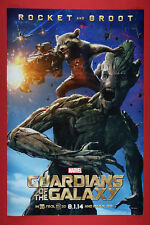 ONE SHEET MOVIE POSTER 24x36 GUARDIANS OF THE GALAXY MARVEL COMICS 160138