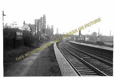 Codnor Park /& Ironville Railway Station Photo Pye Bridge. 1 Langley Mill