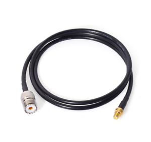 1M-SMA-F-to-SO239-Ham-Radio-Antenna-Extension-Cable-For-Baofeng-UV-5R-UV-82