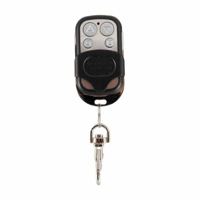 Genuine Ellard Athena Roller Shutter Remote Control Key Fob - Black