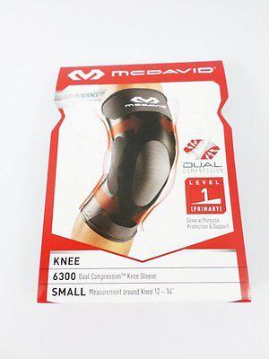 McDavid 6300 Level 1 Dual Compression Knee Sleeve