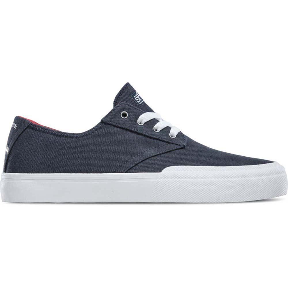 Etnies Footwear Jameson Vulc LS X Sheep Navy