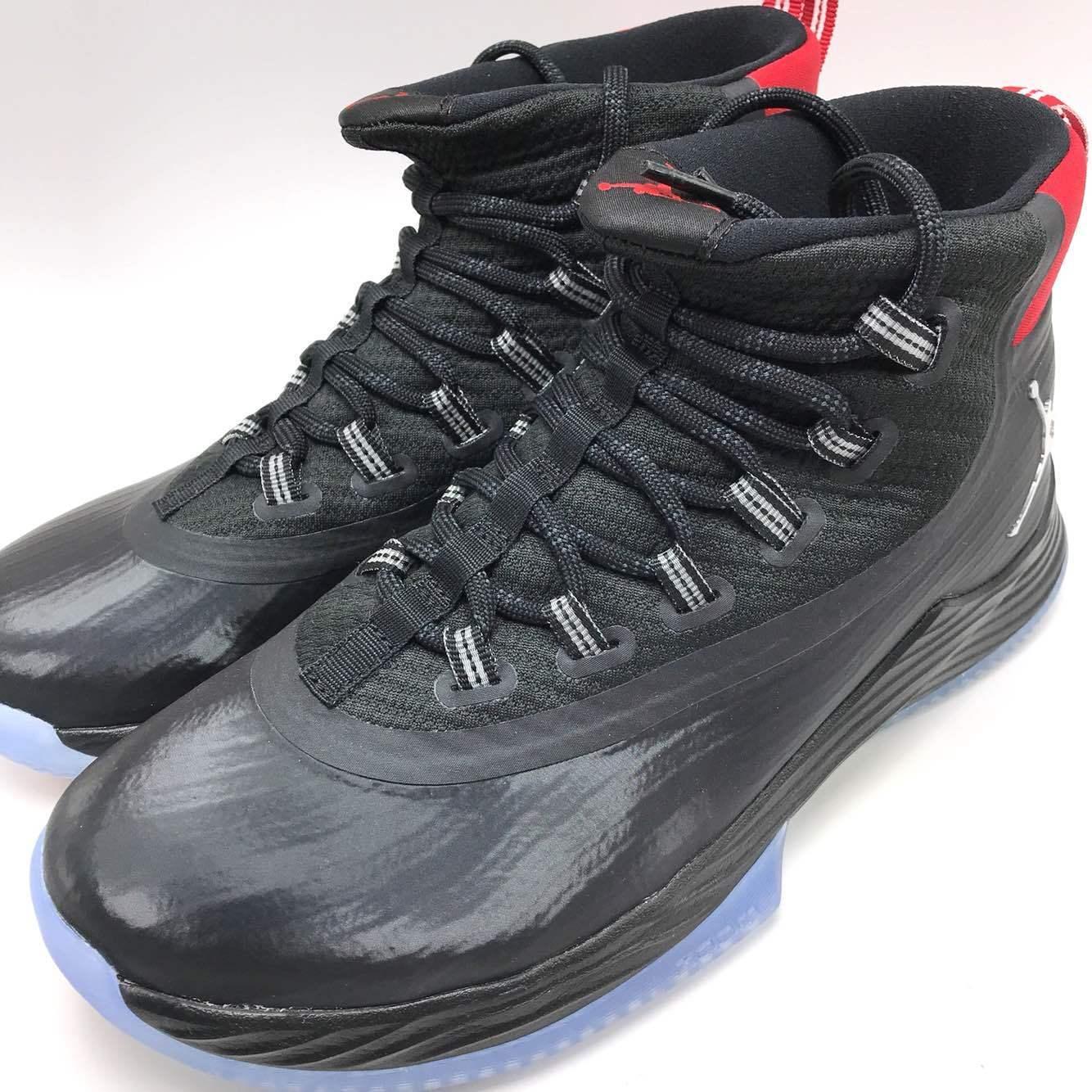 Nike Jordan Ultra Fly 2 Men Basketball Black/Metallic Silver-Gym Red 897998-003