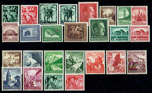 Dt-Reich-MiNr-660-685-Jahrgang-1938-komplett