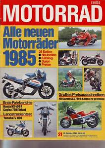 MOTORRAD-21-84-Alle-neuen-Motorraeder-1985-Yamaha-FJ-1100-Cagiva-750-Elefant-1984