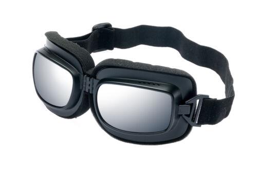RAVS Schutzbrille Motorradbrille Bikebrille Bike Chopper Sonnenbrille