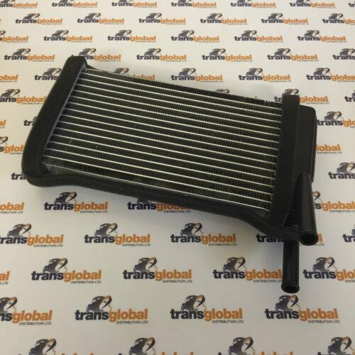 tubazioni orizzontali RANGE Rover CLASSIC Heater Matrix bearmach-stc250