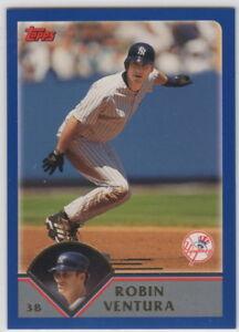 2003-Topps-Baseball-New-York-Yankees-Team-Set-35-cards