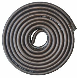 4-Gauge-Wire-Black-Amplifier-Power-Ground-4-Ga-Amp-Wire-25-Feet-Cable-Roll