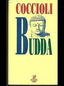 Budda biografia - Carlo Coccioli - Libro nuovo in offerta !!