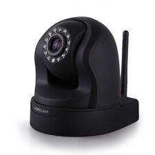 IP CAMERA DA INTERNO Foscam FI9826W nera HD 1.3 Megapixel INFRAROSSI SPYCAM