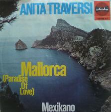 """7"""" 1965 RARE IN VG+++ ! ANITA TRAVERSI : Mallorca"""