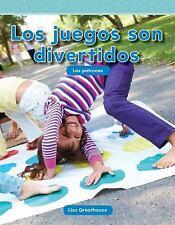 Los juegos son divertidos (Games Are Fun) (Mathematics Readers) (Spanish Edition