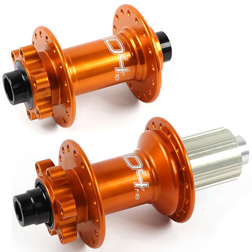 Hope Pro 4 Front Customize Specs Brand New Red Rear Hubs Combo