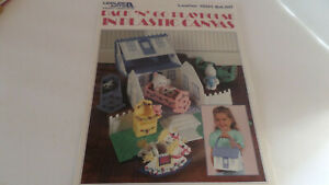 Pack 'n' Go Playhouse in Plastic Canvas Booklet - 1501 - 1993!