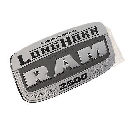 11-17 Dodge Ram 2500 New Laramie Longhorn Edition Emblem Nameplate Mopar 2 Pcs