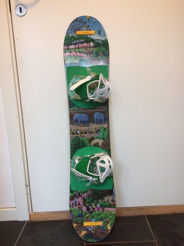 Burton snowboard støvler | FINN.no