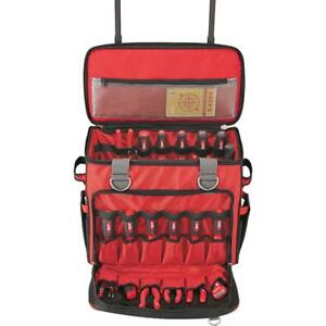 Image Is Loading Milwaukee Jobsite Rolling Tool Bag Storage 18 In