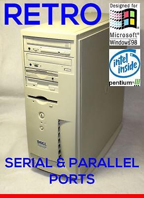 Business Industrial Commercial Pentium 4 Computer Windows XP 98SE MS-DOS CNC