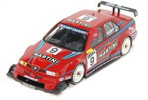 Hpi 1/43 ALFA ROMEO 155 V6 TI No.9 Martini 1996 CTI S. Modena 8096