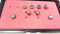 Rivet Squeezer Set 8 Pcs An470 Universal Head W/ Flush Squeezer Sets & Case