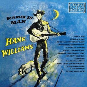HANK-WILLIAMS-RAMBLIN-039-MAN-CD-NEW