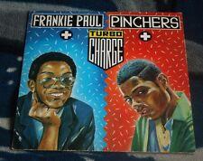FRANKIE PAUL + PINCHERS TURBO CHARGE 1988 UK LP SUPER SUPREME SUPLP 1