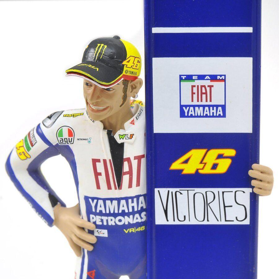 opciones a bajo precio Minichamps Escala 1 1 1 12 figura-Valentino Rossi-Sepang Motogp 2010  bajo precio del 40%