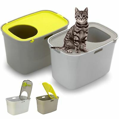 Cat Centre 174 Large Top Entry Litter Tray Extra Deep Xl High