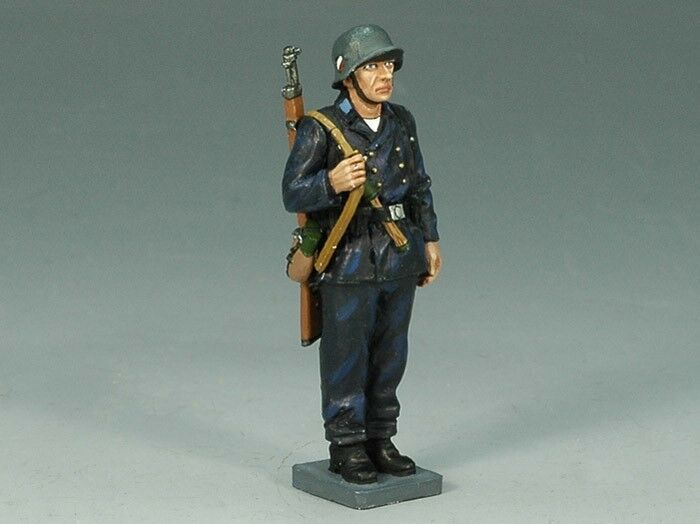 King & Country Soldiers KM006 WWII Kriegsmarine Seaman On Guard