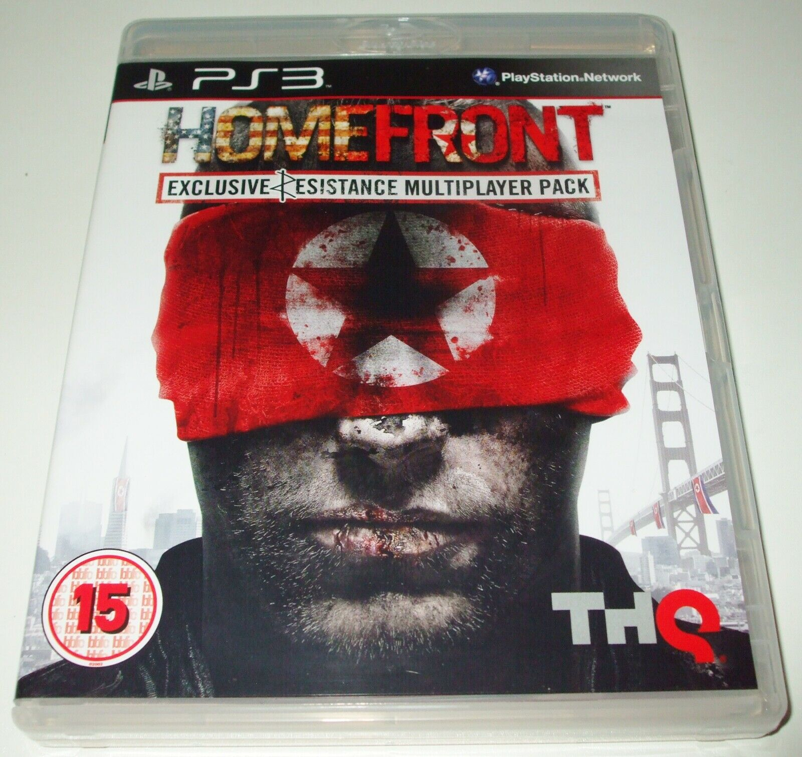 ** HOMEFRONT ** Sony Playstation 3/PS3 FPS War Shooter Game NEW CASE/MINT DISC