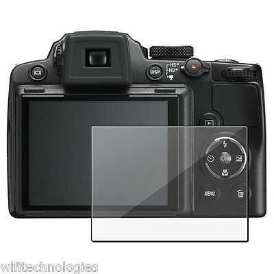 Premium Gorilla Tempered Glass Screen Protector For Fujifilm X-T1 DSLR SLR