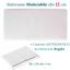Materasso-Lettino-o-Culla-Bambino-Anallergico-Lavabile-12cm-Cuscino-GRATIS miniatuur 4