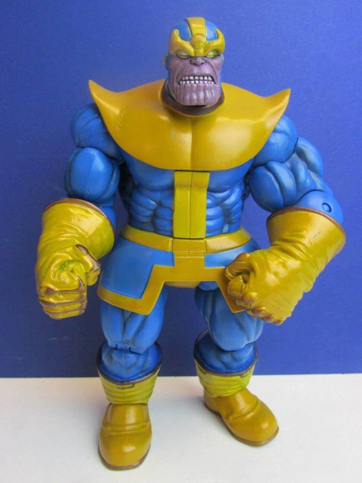 Large MARVEL DIAMOND SELECT THANOS ACTION FIGURE 9  avengers infinity war 14U