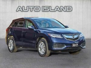 2017 Acura RDX TECH PKG**NAVIGATION**LEATHER**SUNROOF