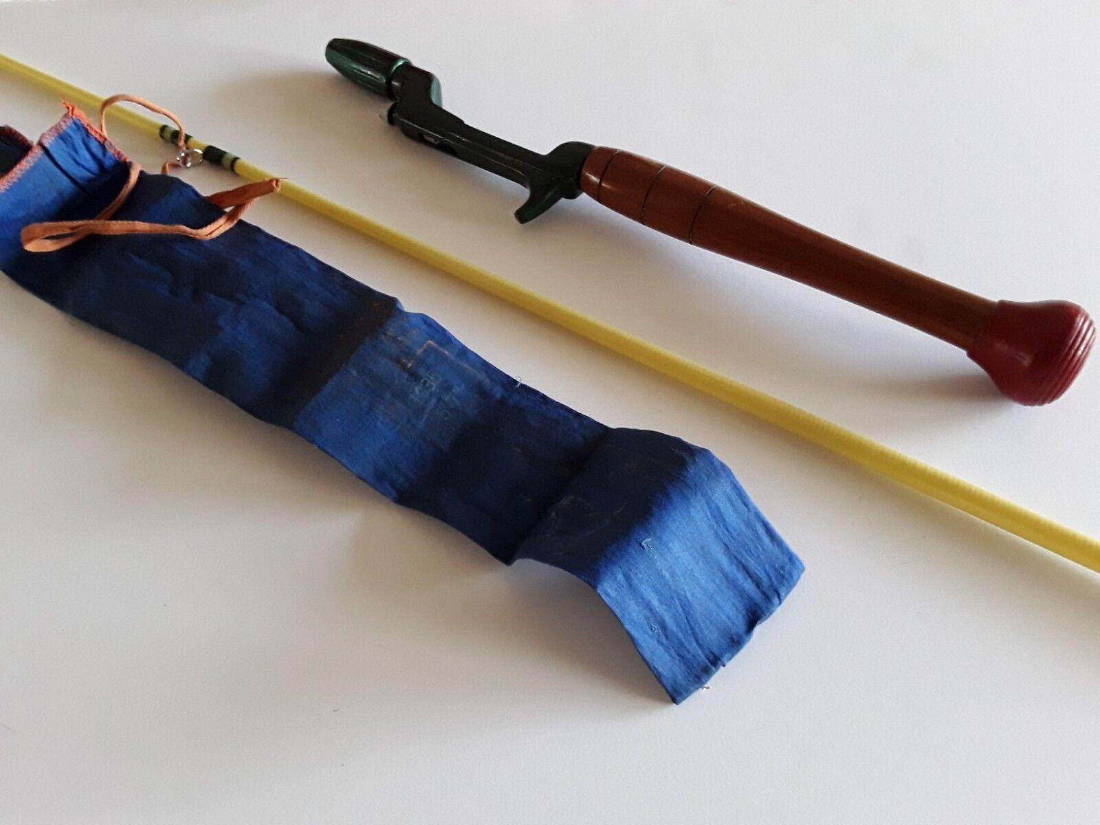 Vintage Shakespeare Wonderod Bait Casting Rod  1304 5'7