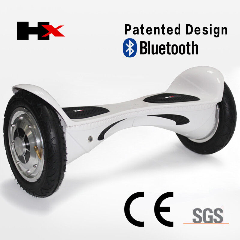 BEST GIFT SELF BALANCING 10  SCOOTER -UK Spec - LIMITED QNT RRP 350.00