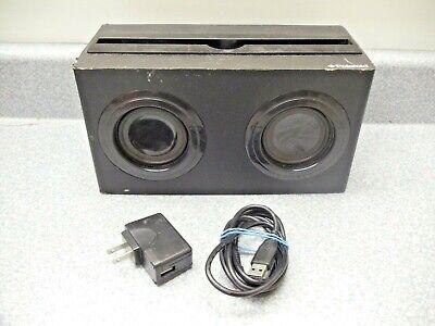 Polaroid PBT10 Wireless Stereo Bluetooth Speaker w/Battery USB AC Adapter   eBay