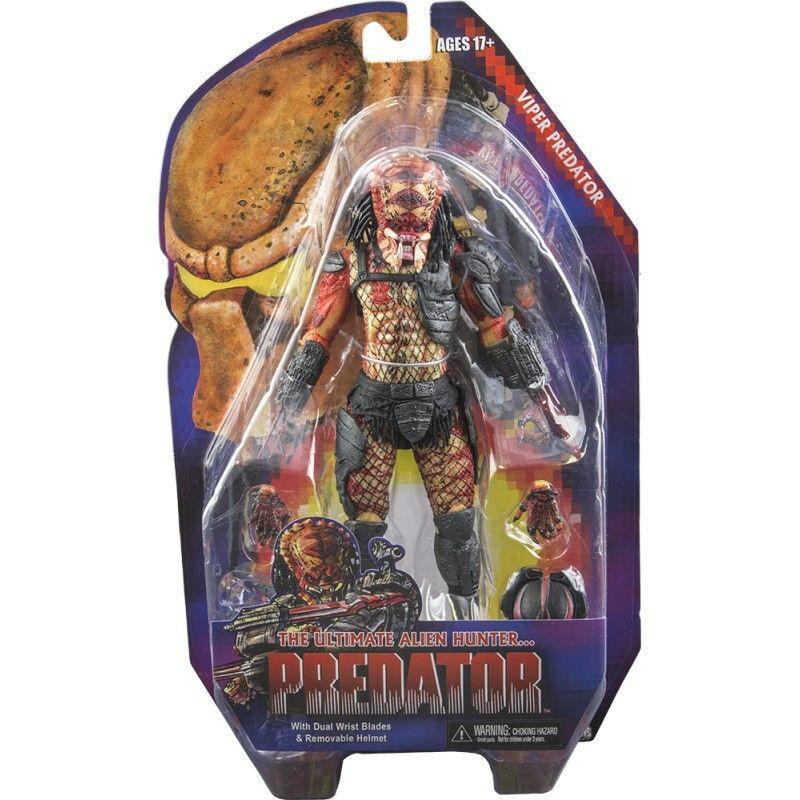 Prossoator - Viper Prossoator - 7  Action Figure - Series 12 - Neca