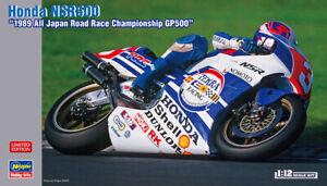 Hasegawa-21717-1-12-Honda-NSR500-1989-all-Japan-GP500-New