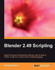 Blender 2.49 Scripting by Michel J. Anders (Paperback, 2010)