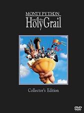 MONTY PYTHON AND THE HOLY GRAIL (DVD SET) John Cleese SEALED NEW