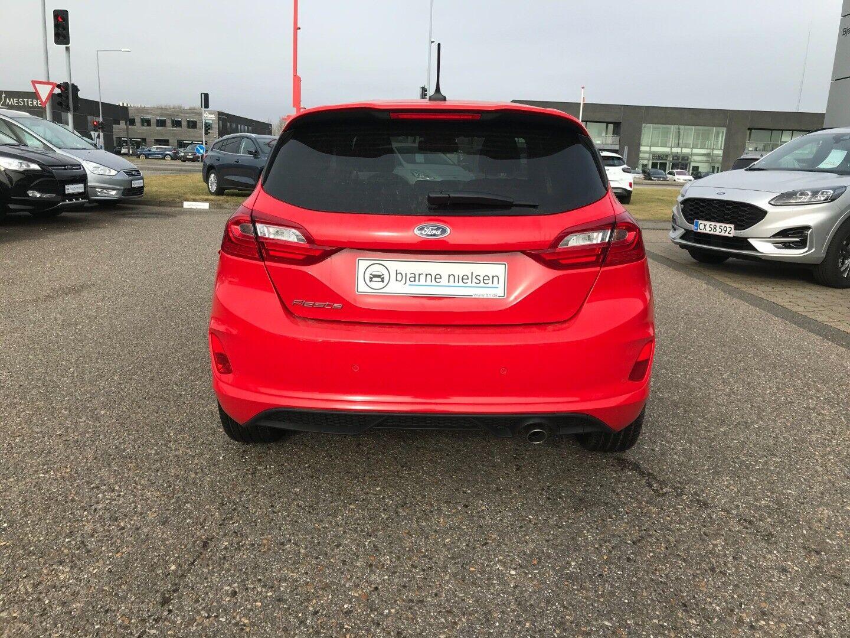 Ford Fiesta 1,0 EcoBoost ST-Line DCT - billede 2