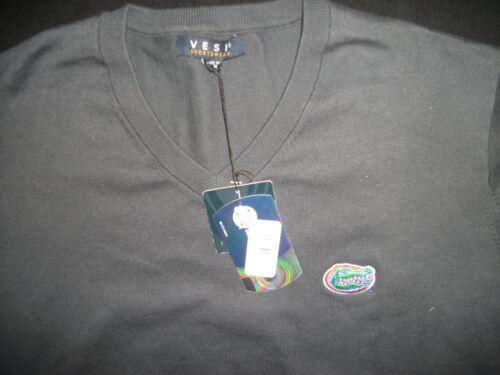 NWT Florida Gators Vesi Fashion V neck Sweater Gray Charcoal size XL $65.99