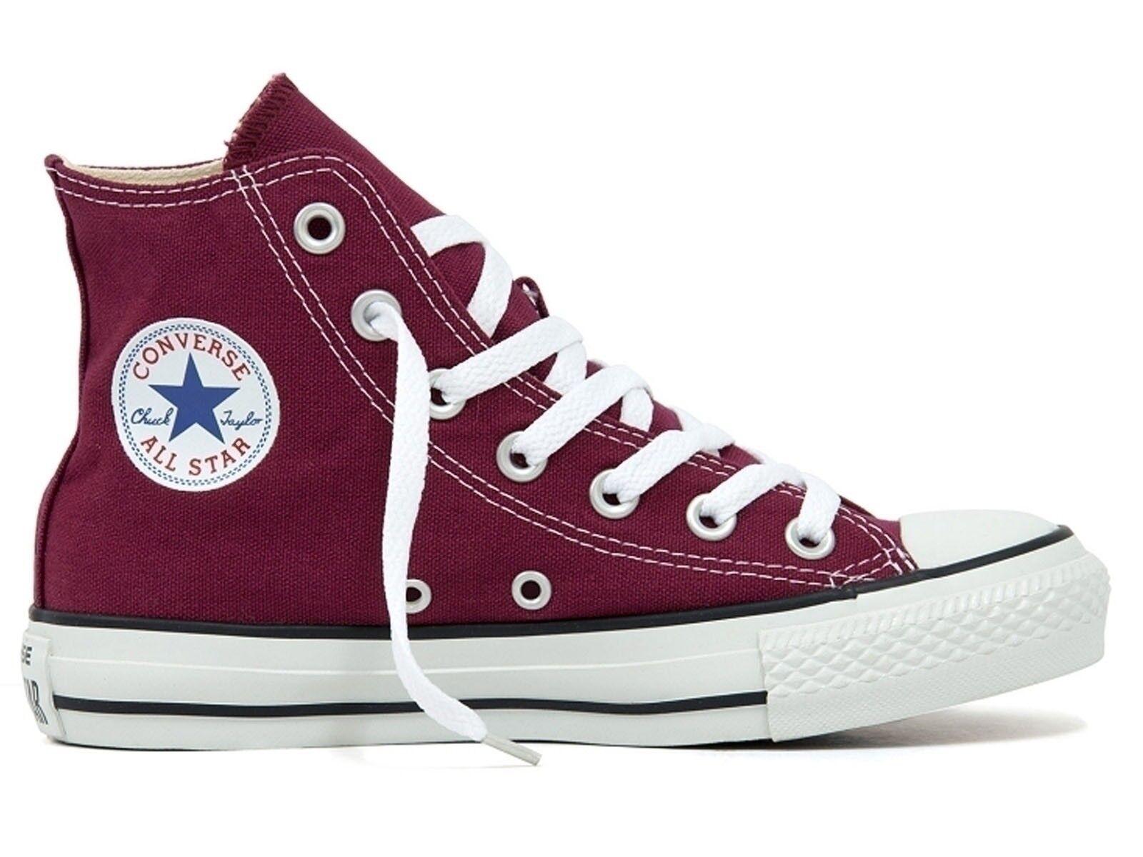 zapatos UNISEX CONVERSE ESTATE M9613C M9613C M9613C ALL STAR HI MAROON  en venta en línea