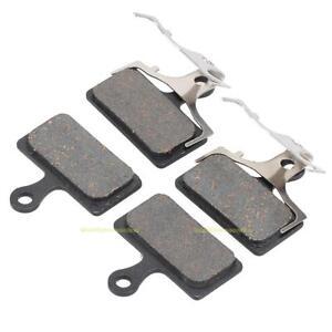 2-pairs-Bike-Bicycle-Disc-Brake-Pads-For-Shimano-XTR-M985-M988-XT-M785-SLX-M666