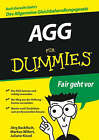 AGG Fur Dummies by Markus Willert, Jorg Backfisch, Juliane Kissel (Paperback, 2008)