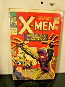 Marvel-X-MEN-14-1965-1st-app-SENTINELS-1st-BOLIVAR-TRASK-1st-Sentinels