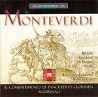 Monteverdi: Il Combattimento di Tancredi et Clorinda; Madrigali (CD, Jan-2004, Dynamic (not USA))