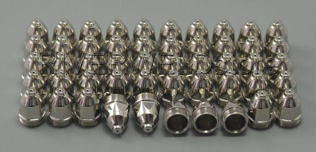 P-80 Panasonic Plasma Cutter Torch Consumable Plasma Nozzles Tip 1.5 100Amp 50PK